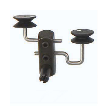 Lycra Guide Roller Two Pulleys