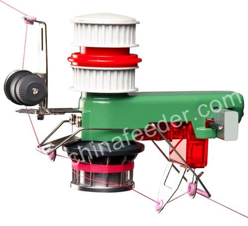 Yarn Feeder with T9 Storage Wheel