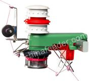 Yarn Feeder with Magnetic Tension Set