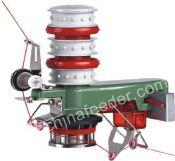Yarn Feeder 3 Punched Wheels